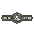 Lightfood and Wolfvile logo copy