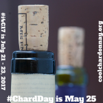 Instagram - Corks in bottles #ChardDay
